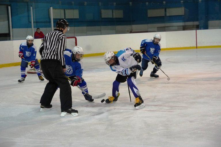 В Йошкар-Оле завершается  хоккейный турнир «Золотая шайба»