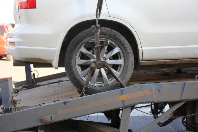 Житель Йошкар-Олы выплатил долг после ареста его автомобиля