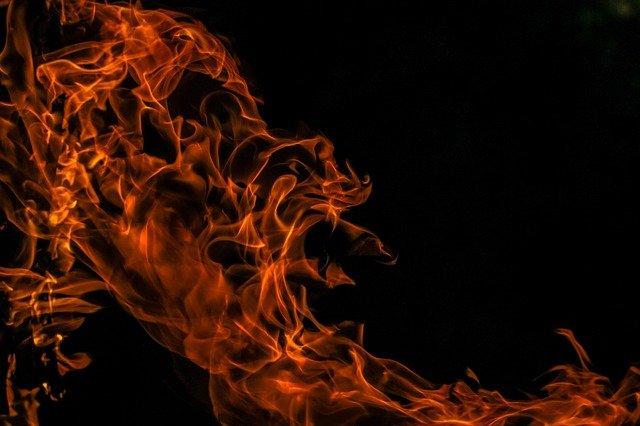 В Марий Эл в пожаре погибла пожилая женщина