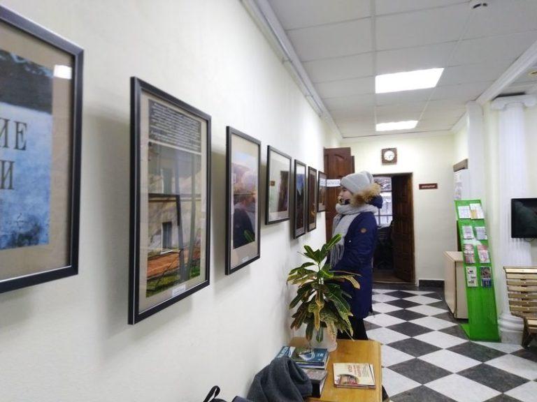 Сегодня в Йошкар-Оле открылась молодежная фотовыставка «Городские истории»