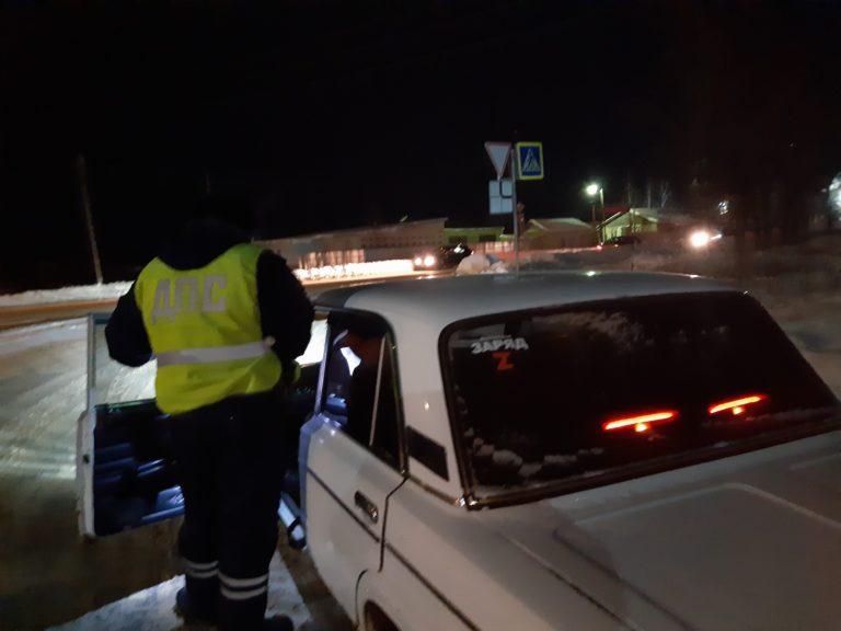 За минувшие сутки госавтоинспекторы Марий Эл пресекли более 220 правонарушений