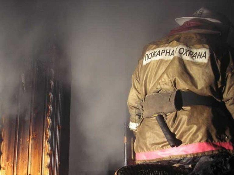 Во время пожара в Йошкар-Оле пострадали люди