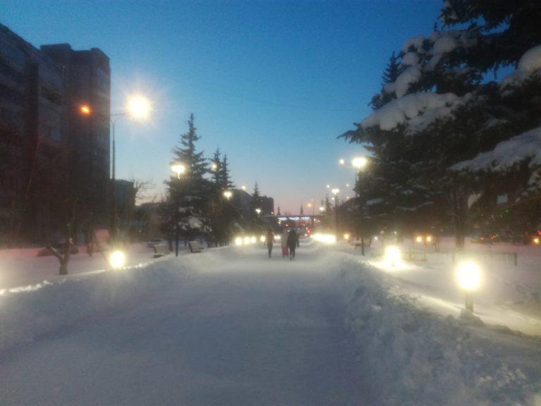 Сегодня школьникам Марий Эл рекомендовано не ходить в школу из-за сильного мороза