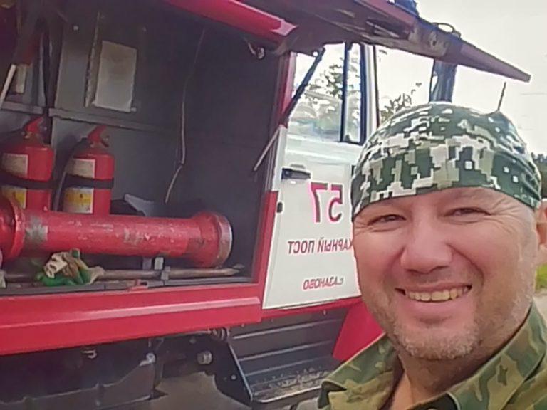 Пожарный из Йошкар-Олы рассказал о своем увлечении гонками на автомобиле