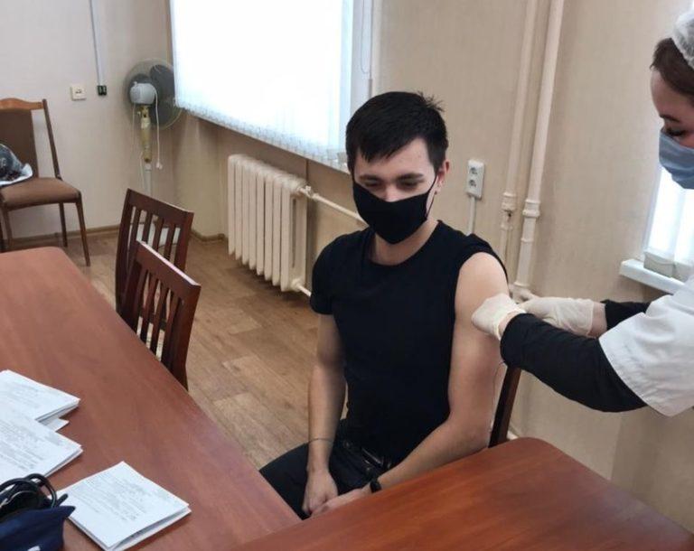 Сотрудники мэрии Йошкар-Олы завершили вакцинацию от коронавируса