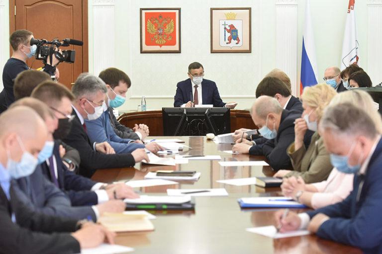 Глава Марий Эл продлил режим повышенной готовности до 31 мая