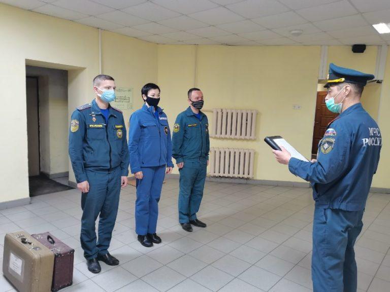 Силы МЧС России по Марий Эл переведены в режим повышенной готовности