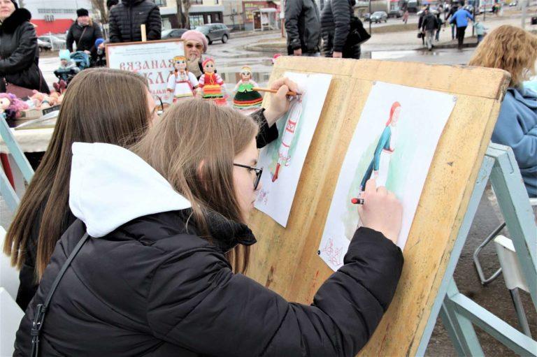 В Марий Эл молодежь представила проекты по улучшению городской среды