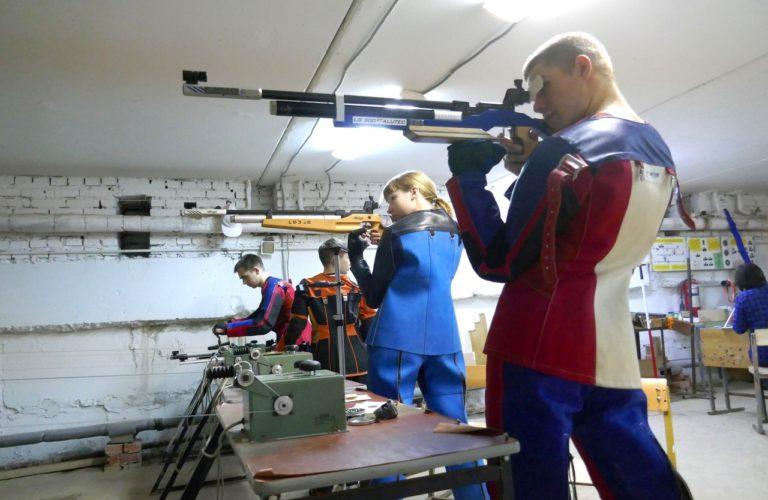 В школе №19  Йошкар-Олы стреляют