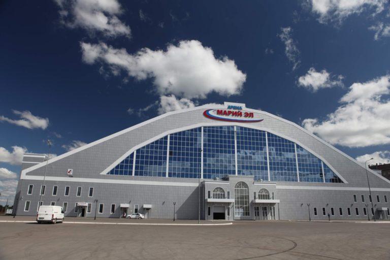 В Йошкар-Оле 13 апреля откроется прививочный пункт в спорткомплексе «Арена Марий Эл»