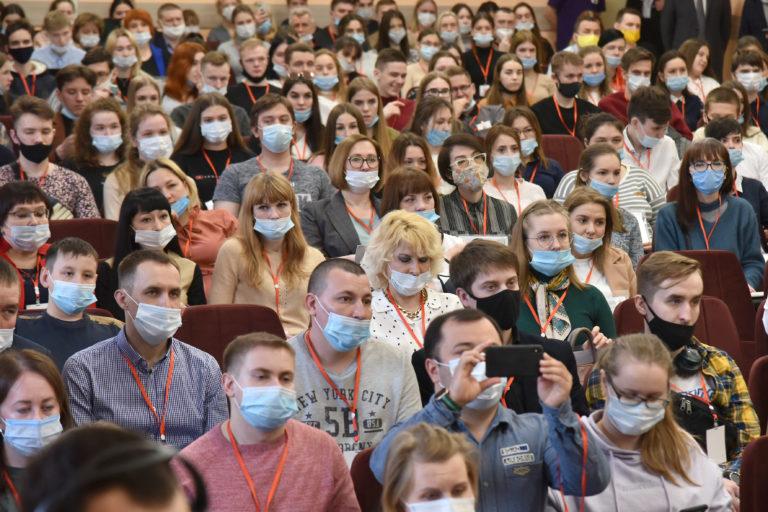 В Марий Эл прошла ярмарка молодежных инициатив
