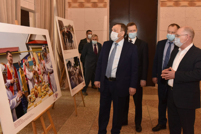 Глава Марий Эл встретился с жителями Волжска