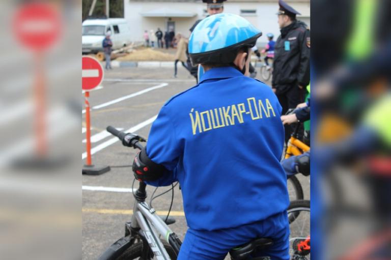 В Йошкар-Оле в 42-й раз стартовал конкурс среди школьников «Безопасное колесо»