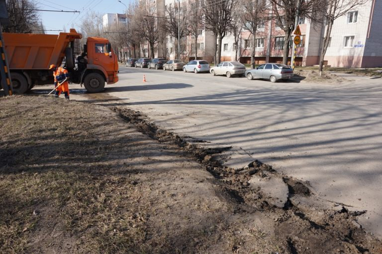В Йошкар-Оле отремонтируют 1,1 км участка автодороги на улице Суворова