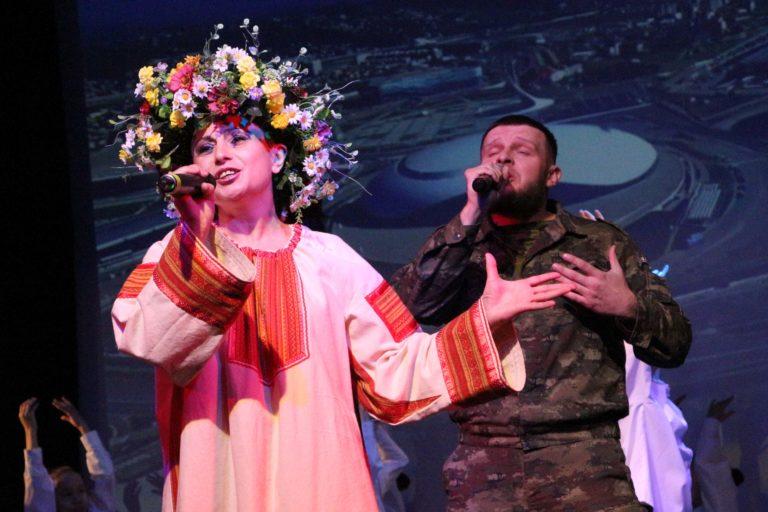 Сотрудники УФСИН из Марий Эл выступили на фестивале патриотического рэпа