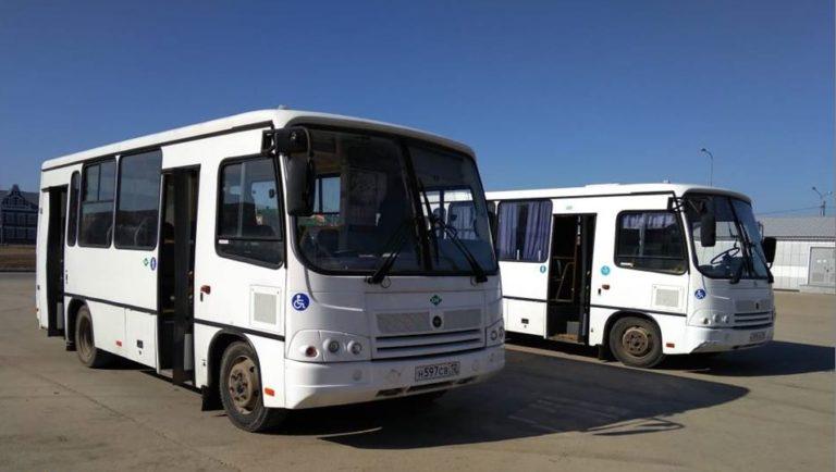 В Марий Эл запустили 3 автобусных маршрута для садоводов