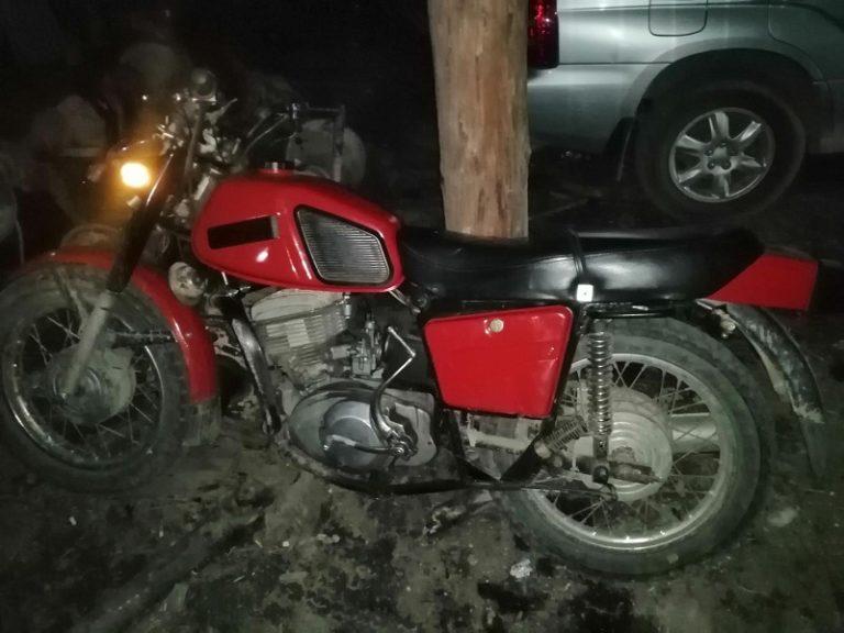 В Марий Эл 20-летний мотоциклист сбил женщину-пешехода