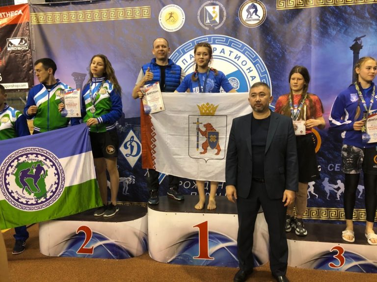 Спортсмены из Марий Эл покорили Севастополь