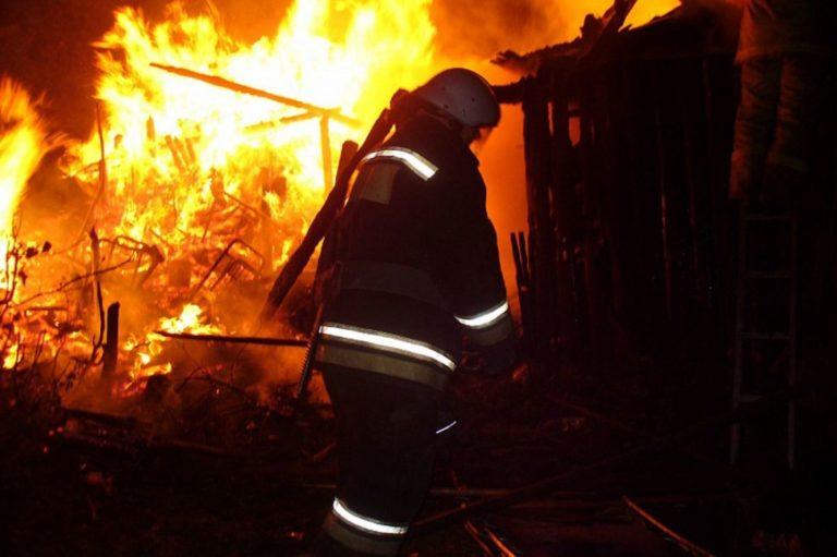 В Йошкар-Оле из-за пожара повреждена насосная станция