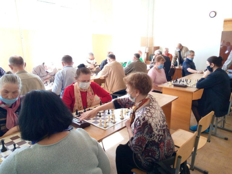 Трое пенсионеров из Марий Эл будут представлять республику на всероссийском шахматном турнире