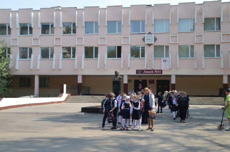 В школах и садах Йошкар-Олы усилили меры безопасности