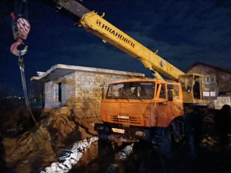 В Йошкар-Оле 58-летний крановщик ответит за смерть мужчины под бетонной плитой