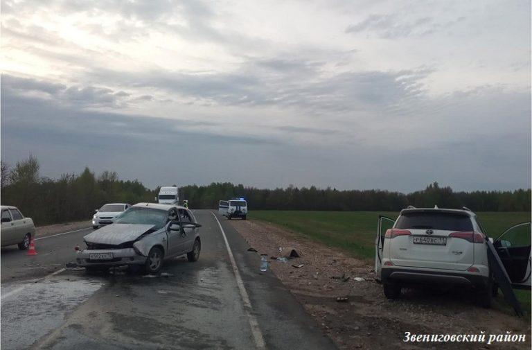 Вчера на трассе в Марий Эл в аварии погибла 23-летняя девушка