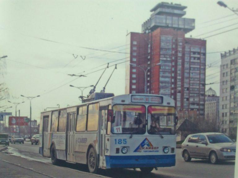 В Йошкар-Оле  троллейбусы 9 мая будут курсировать до полуночи