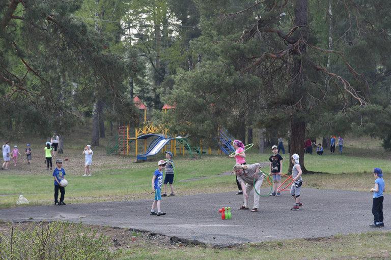 Детские лагеря  в Марий Эл работают с соблюдением антиковидных мер