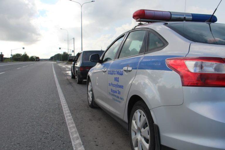 42 нетрезвых водителя задержали в Марий Эл