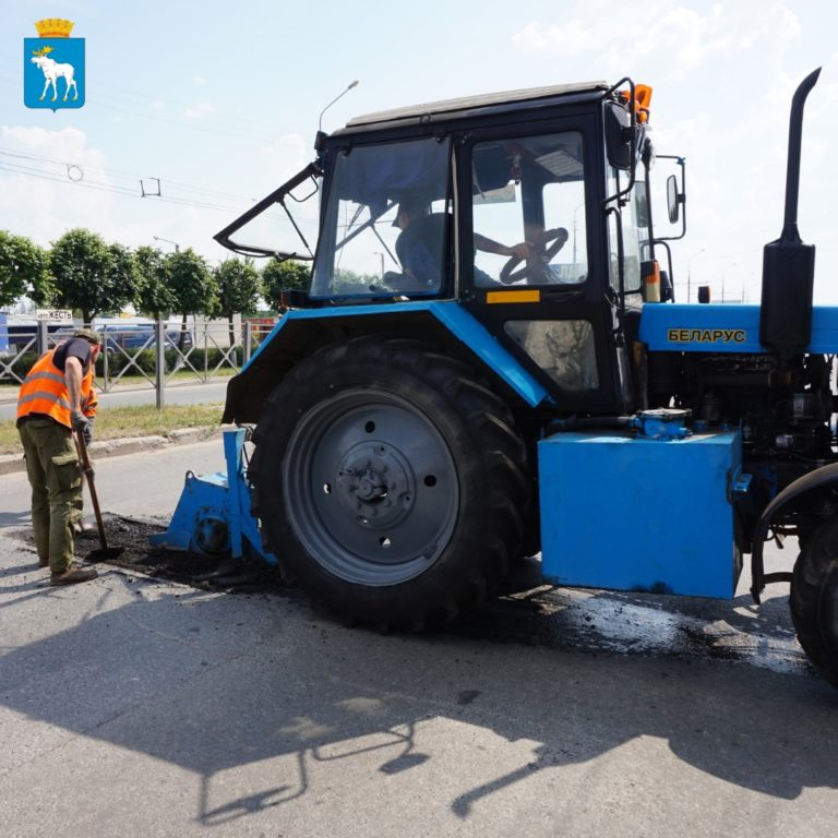 В Йошкар-Оле отремонтируют улицу Кирова