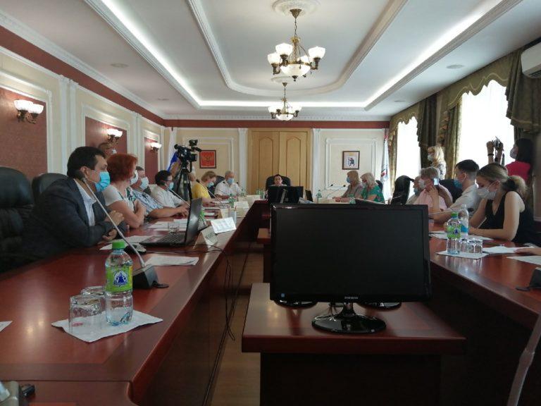 В ЦИК Марий Эл сегодня прошла пресс-конференция о старте избирательных кампаний
