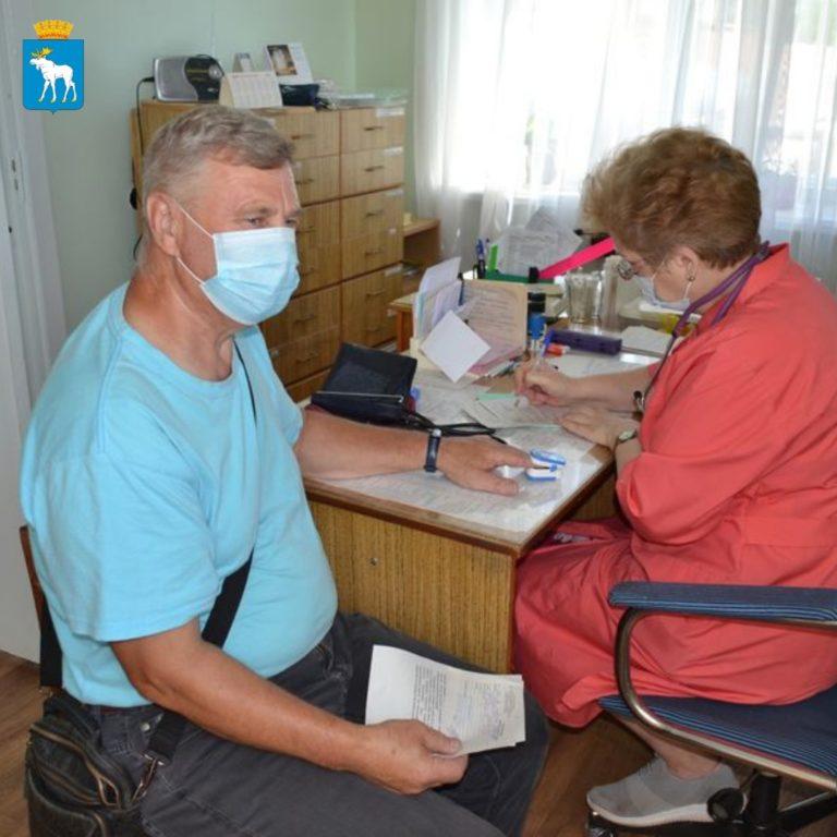 Сегодня более 50 энергетиков «Йошкар-Олинской ТЭЦ-1» привились от коронавируса