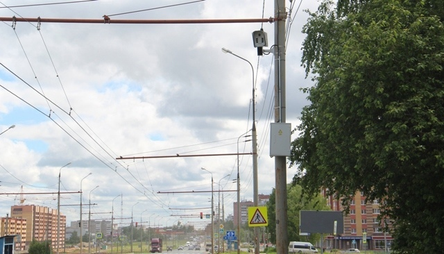 В ГИБДД Марий Эл сообщили об установке мобильных камер фотовидеофиксации на некоторых участках  автодорог