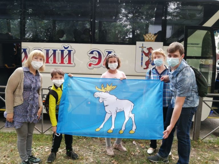 В слете семейных добровольцев принимает участие делегация из Йошкар-Олы
