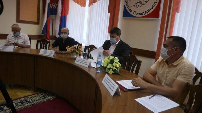 Общественная палата Марий Эл подписала соглашение о сотрудничестве с общественными организациями