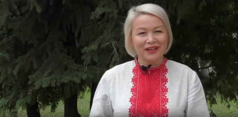 Наталья Пушкина из Йошкар-Олы запустила оригинальный флешмоб
