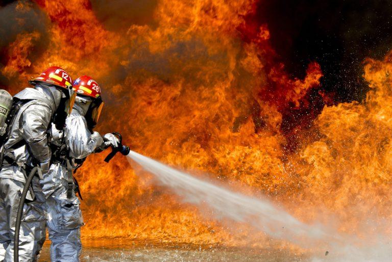 В Йошкар-Оле 2 августа на пожаре погибла женщина