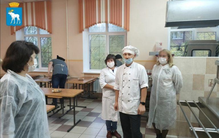 В Йошкар-Оле родители проинспектировали столовую школы №6