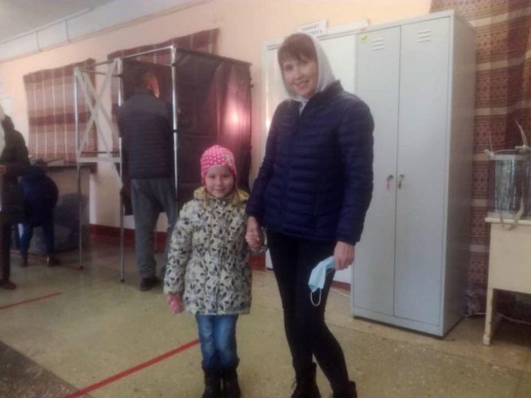 Йошкаролинка Светлана Кузьмина о выборах в Госдуму: «Я бы хотела для моих ребятишек достойной и комфортной жизни»