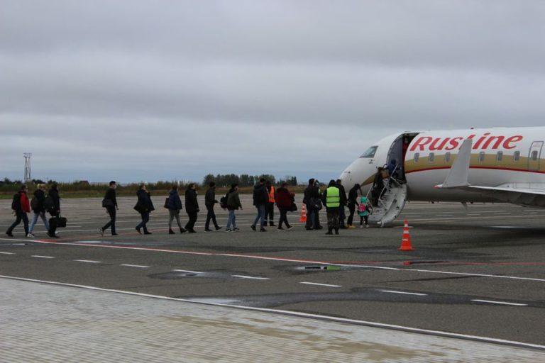 Авиабилет из Йошкар-Олы в Санкт-Петербург подешевел