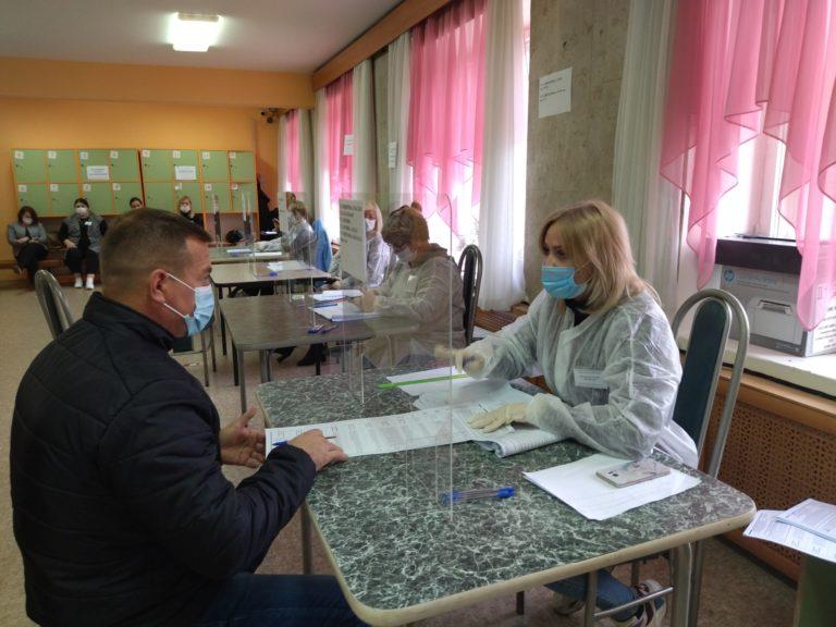 В Марий Эл по состоянию на 12 часов 19 сентября на выборах проголосовали более 181 тысячи избирателей