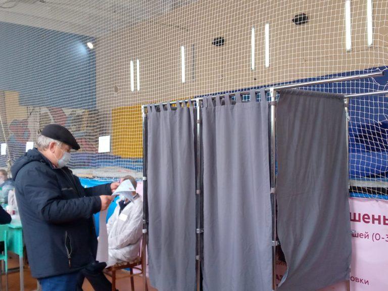 В Марий Эл стартовал 3-й день выборов в Госдуму РФ