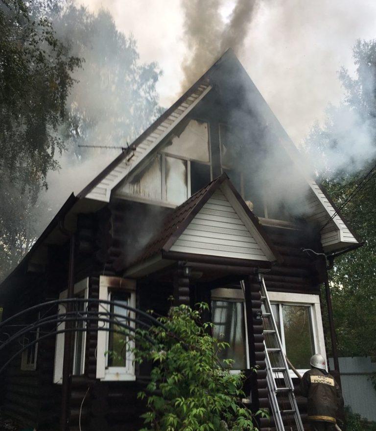 В Марий Эл за неделю произошло 18 пожаров