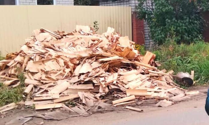За мусор в Йошкар-Оле наказаны 105 нарушителей