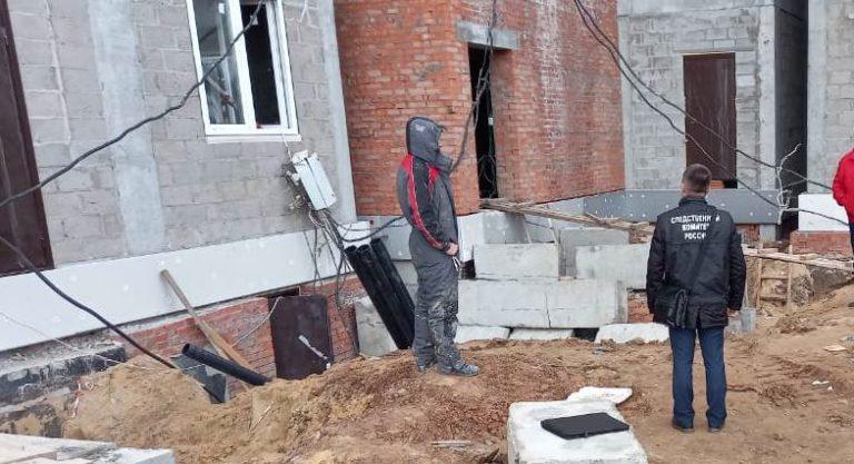 31-летний электромонтер погиб из-за падения бетонного блока на стройке в пригороде Йошкар-Олы