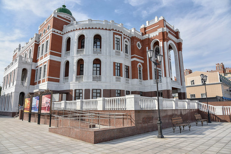В Йошкар-Оле пройдет фестиваль искусств «Марийская осень»