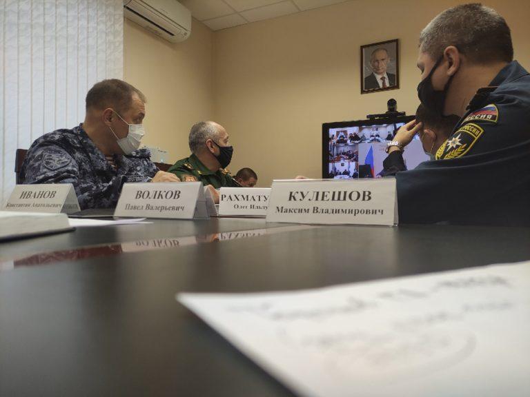 В Марий Эл полицейские и казаки обсудили вопросы взаимодействия