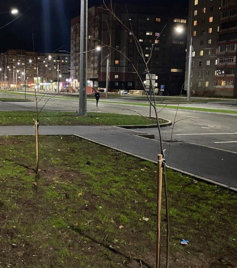 В Йошкар-Оле обновленная улица Петрова ждет открытия