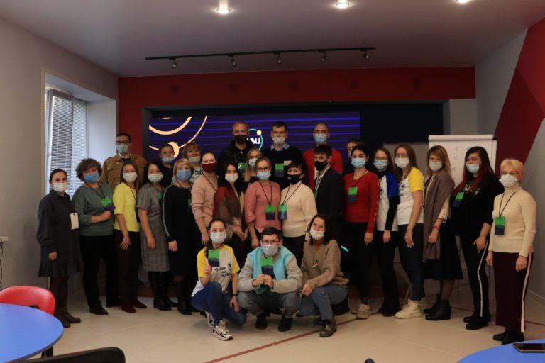 В Медведевском районе Марий Эл открылся муниципальный центр развития добровольчества